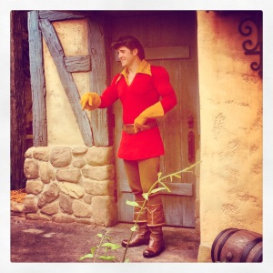 The Man, The Myth, The Legend; Gaston!