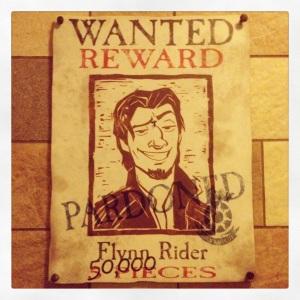 Flynn Ryder, my cartoon doppelganger